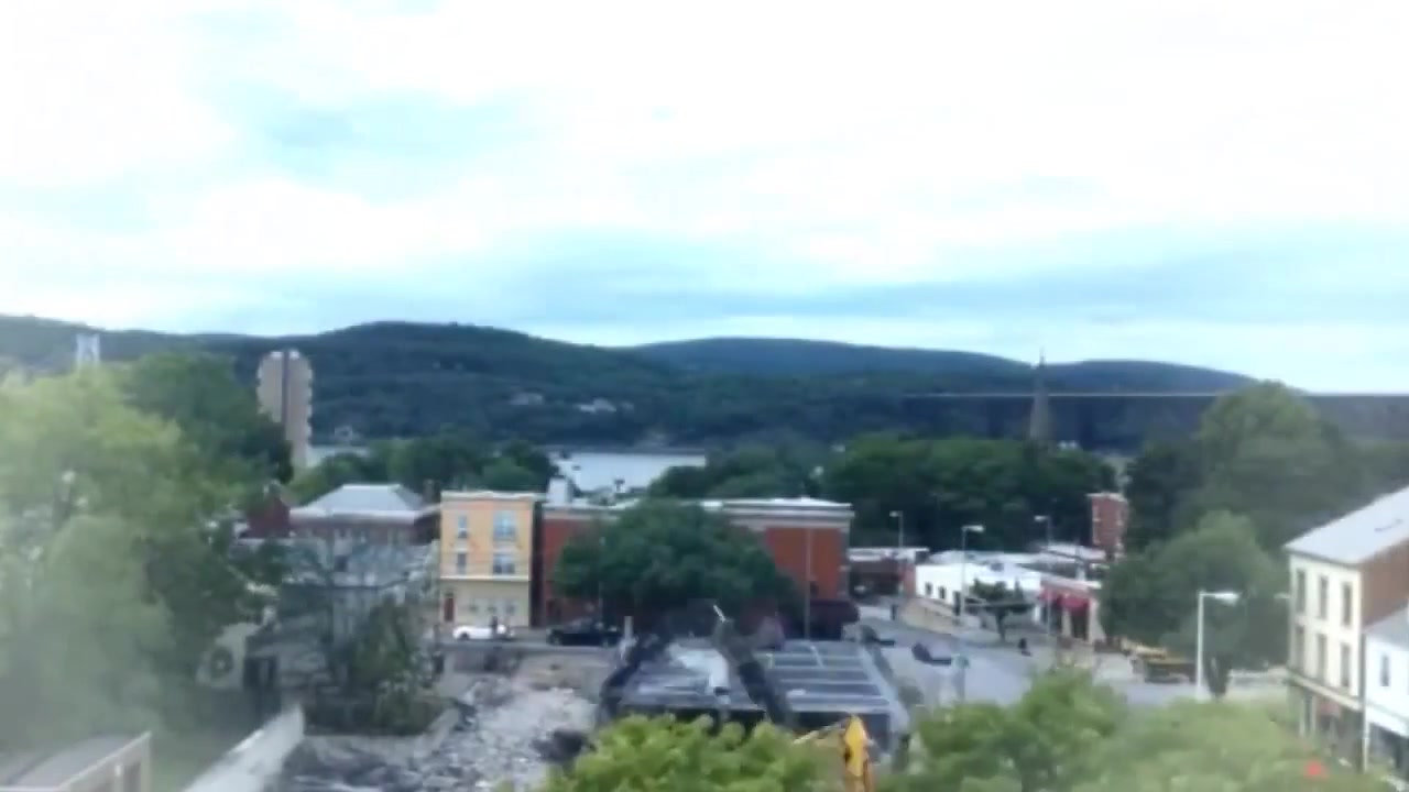 Marshall & Sterling Parking Garage Demo