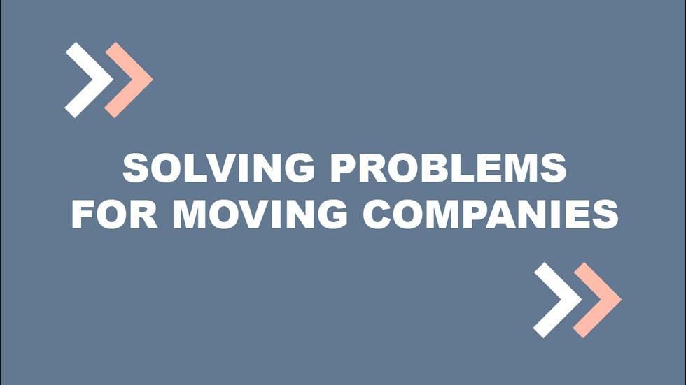 Digital Marketing for Moving Companies