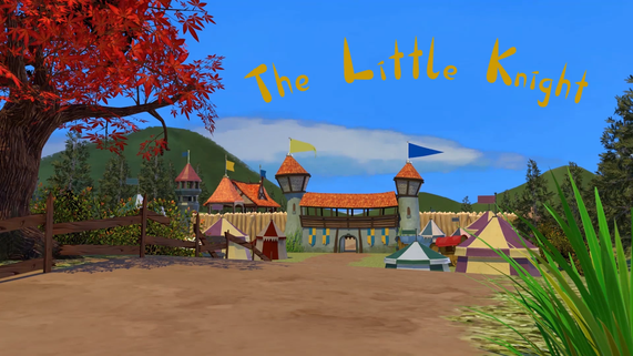 The Little Knight - 2017