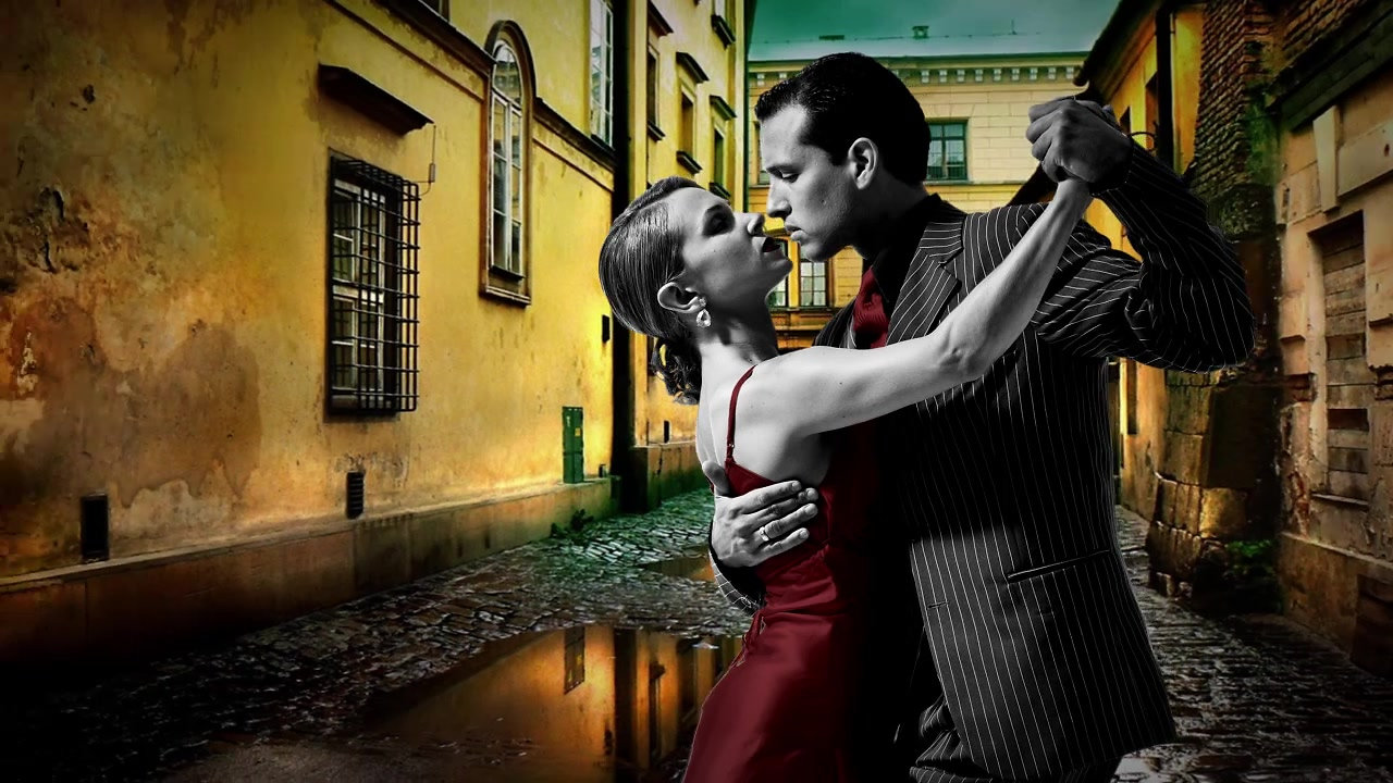 TANGO SOUL youtube channel