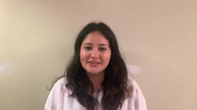 Jasmine Ramirez, 2021 President
