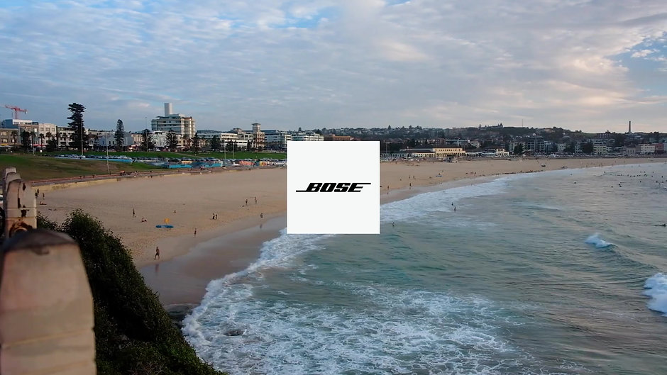 Bose Runs Bondi - Running Hero