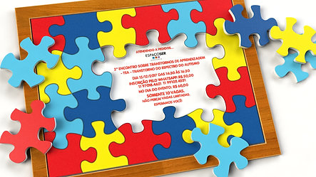2º Encontro Sobre Transtornos de Aprendizagem - TEA