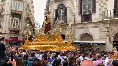 Good Friday Procession 2019 Málaga