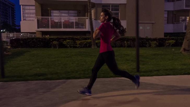 The Run by Donnie Aguilar