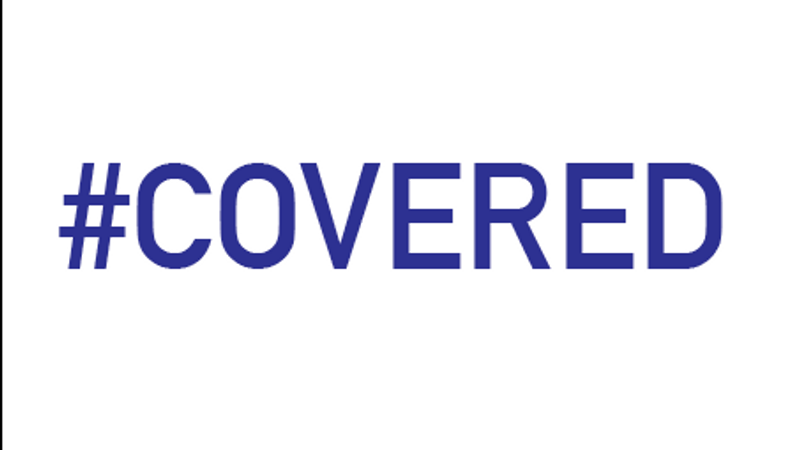 #COVERED