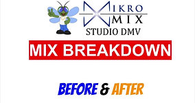 Before & After Mix Breakdown (Tropic)