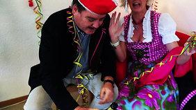 """Gisela & Ruedi 2015 - Einladung zu """"Karneval Fatal"""""""
