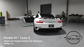 Porshe 911 Turbo S