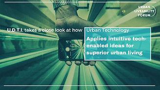 Urban Digital Technology Initiative