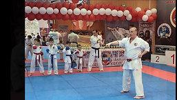 Семинары по каратэ под руководством Кахи Басилия (8 Дан)