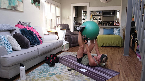 Low Body Workout