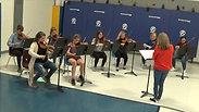 Wednesday 415 Ensemble Class La Rejouissance