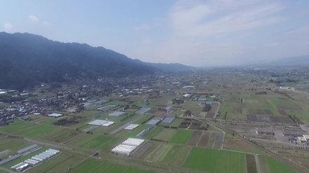 ハンググライダー全日本学生選手権 in 耳納