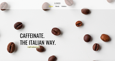 Il Chicco Website Preview