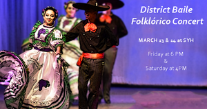 SUHSD Baile Folklorico Friday