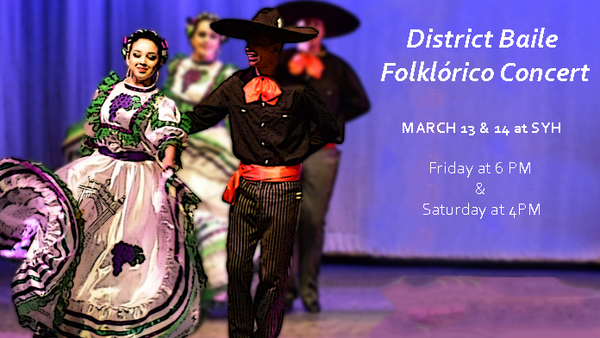 SUHSD Baile Folklorico Saturday