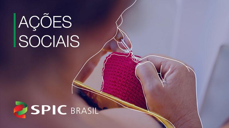 Ações Sociais SPIC Brasil