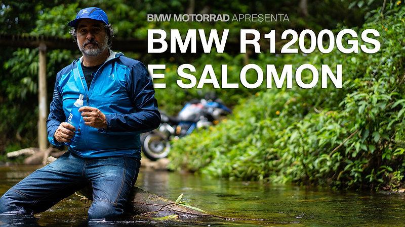 Salomon BMW 2