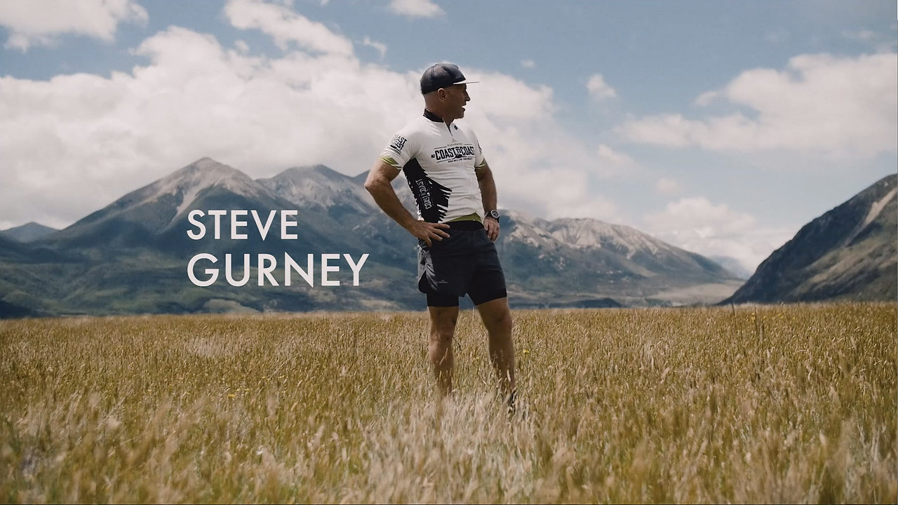 Kathmandu Coast to Coast - Steve Gurney