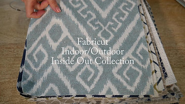 Fabricut Inside Out Collection