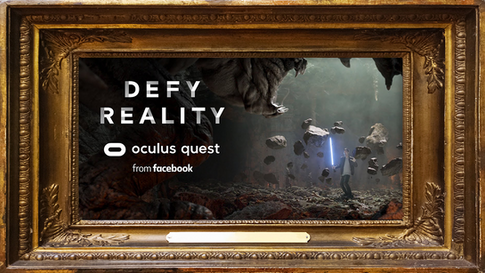 Oculus Quest - Defy Reality // Meet Reality
