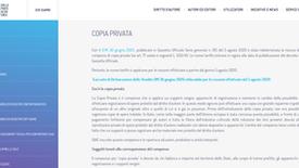 FOCUS: COPIA PRIVATA. RATIO E RIPARTIZIONE