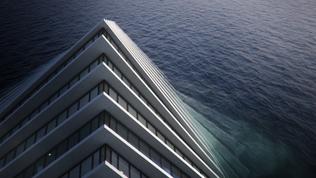 TOHA - An Iceberg in Tel-Aviv