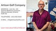 Artisan Golf Company - KZG