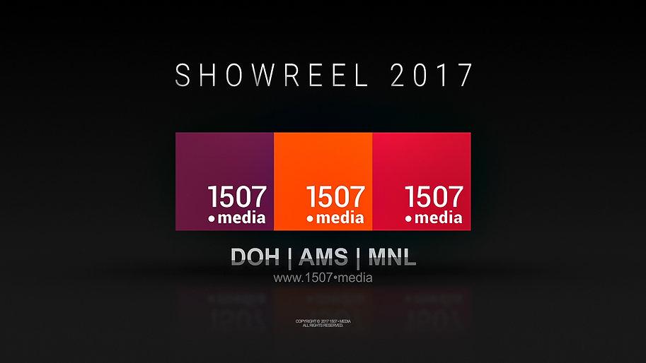 1507 Showreel 2017
