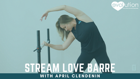 Love Barre with April Clendenin