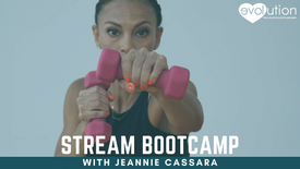 Bootcamp with Jeannie