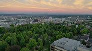 Wright Park Sunset Flyover