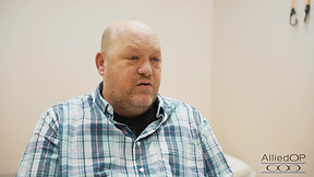 Patient Spotlight: Brian
