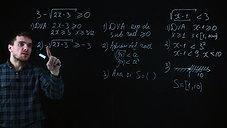 17 Inecuatii irationale teorie