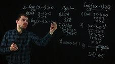 16 Inecuatii log teorie