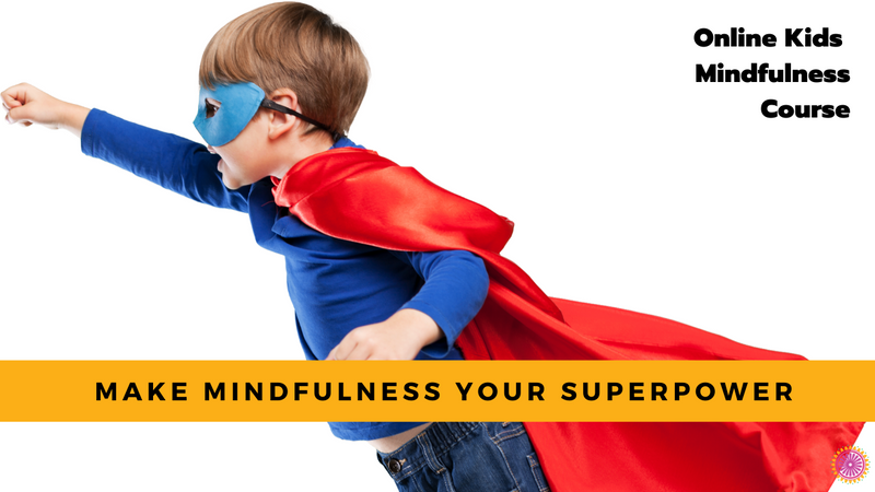 Mindfulness Superhero