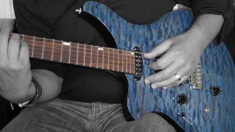 Harrison Custom Guitarworks TV