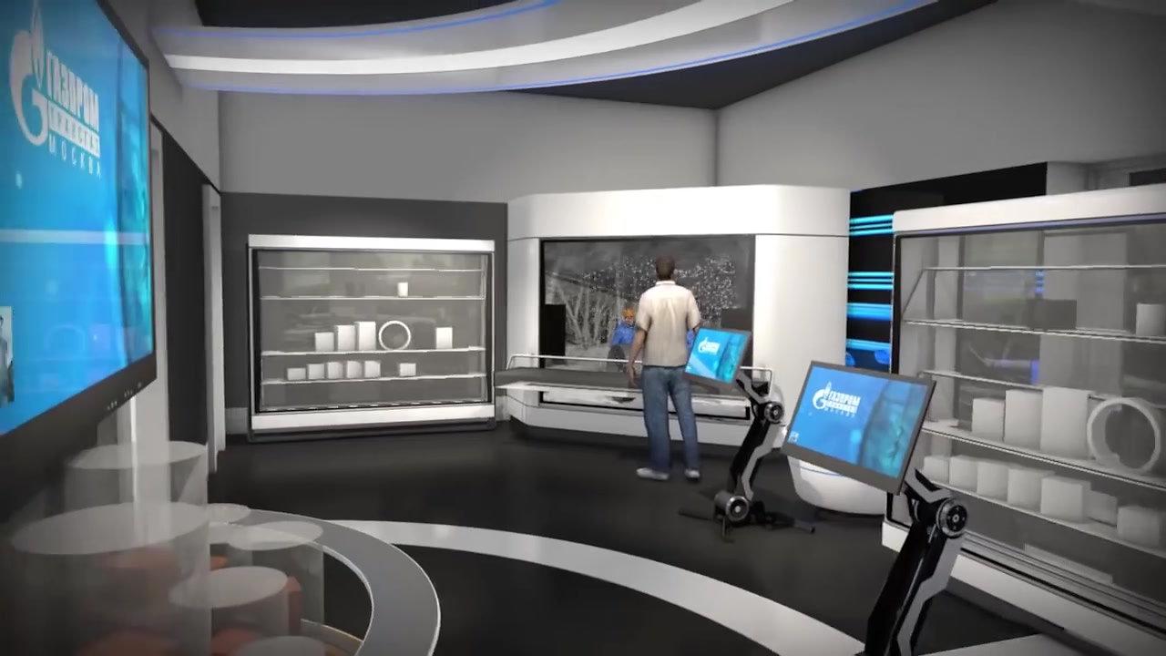 Hüttinger Interactive Exhibitions - Design Department