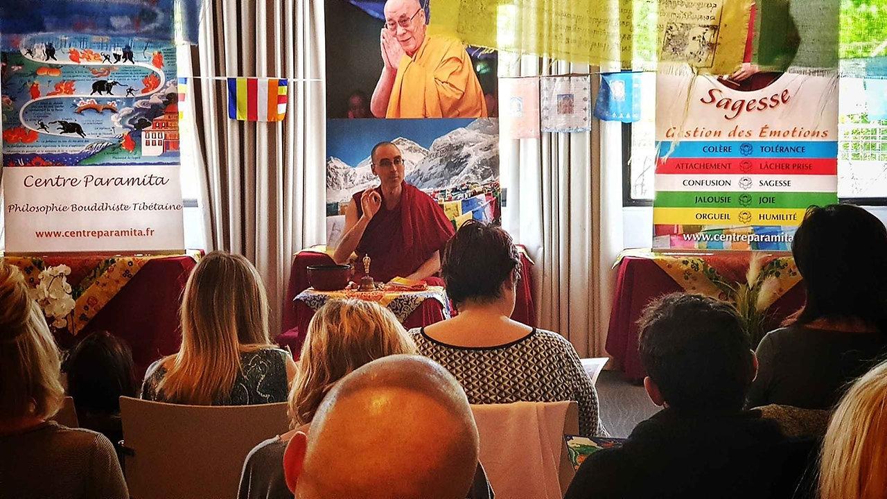 Jason Simard - Moine Bouddhiste Canadien