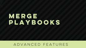 Merge Playbooks