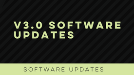 v3.0 Software Updates