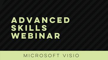 Microsoft Visio: Advanced
