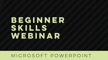 Microsoft PowerPoint: Basic
