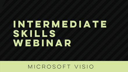 Microsoft Visio: Intermediate