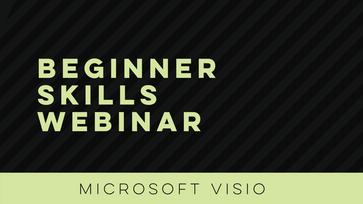 Microsoft Visio: The Basics