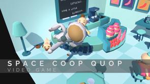 """""""Space Coop Qwop"""" Soundtrack"""