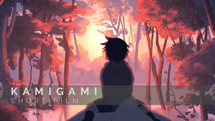 "Excerpt from ""Kamigami"" - Music Composition"
