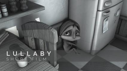 """Lullaby"" Music Score"