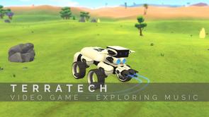 """""""Terratech"""" - Soundtrack & Vehicle Sound Design"""